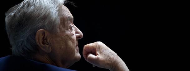 Plädoyer für die Ukraine: George Soros ist Chairman of Soros Fund Management