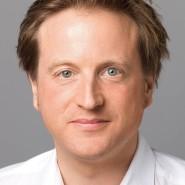 """Christian Kamp - Portraitaufnahme für das Blaue Buch """"Die Redaktion stellt sich vor"""" der Frankfurter Allgemeinen Zeitung"""