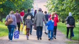 Bundestag berät neue Regelung für Familiennachzug