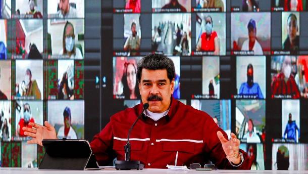 Der Bericht, der Maduro in Bedrängnis bringt