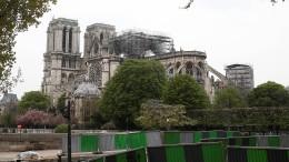 So soll der Wiederaufbau von Notre-Dame gelingen
