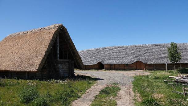 Bauen und backen wie die Vorfahren