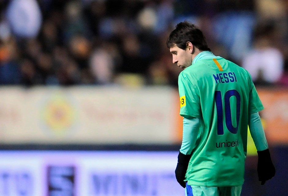 """""""Du musst so spielen, dass dich das Publikum bewundert"""" - bei Cruyff müsste Messi aber auch noch Englisch lernen"""