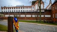 Haftanstalt Neumünster mit katalanischem Puigdemont-Anhänger