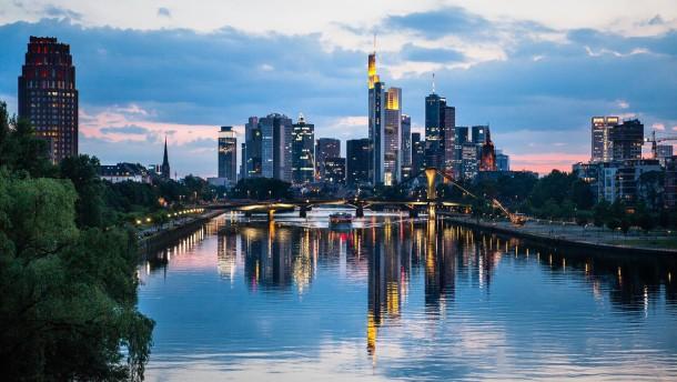 Frankfurts Sonnenpferde