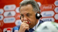 """Es gab viele Verstöße"": Russlands früherer Sportminister Witali Mutko"