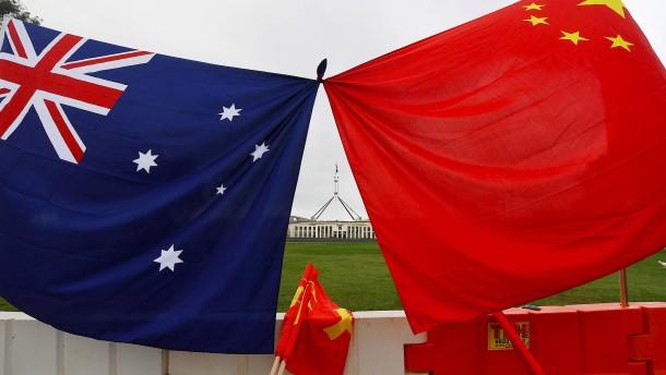 Australien fordert unabhängige Untersuchung in China