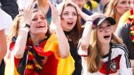 """""""Die Mannschaft"""" fliegt aus WM"""