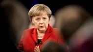 Sprechstunde Dr. Merkel: Es wird gehört, bedacht und mitgenommen