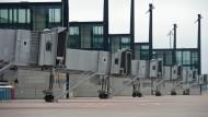 Nach bisherigem Stand sollen ab März 2013 erstmals Flugzeuge auf dem Flughafen Willy Brandt starten