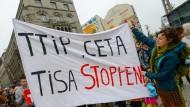 Grüne: Ceta ist Einfallstor für Gentechnik
