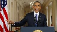 Obama setzt sich für Millionen Einwanderer ein