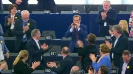 Ein emotionales Ständchen für Europa