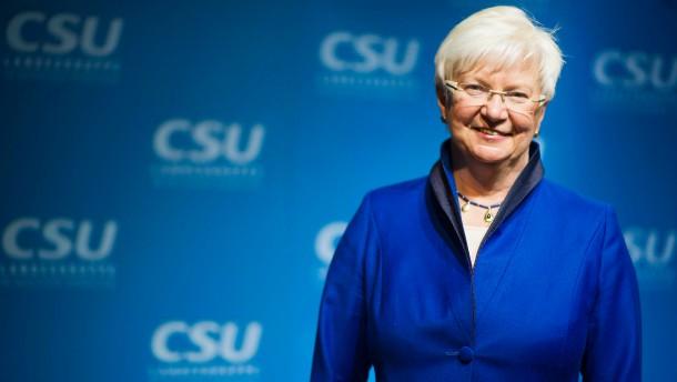 Interview mit Gerda Hasselfeldt
