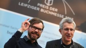 David Wagner, Helmut Böttiger und Eva Hesse ausgezeichnet