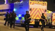 Regierung fürchtet weiteres Attentat