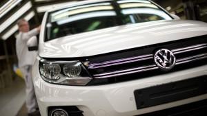 VW ruft 2,6 Millionen Autos in die Werkstätten