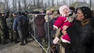 Trotz Krieg: Babyboom in der Ukraine