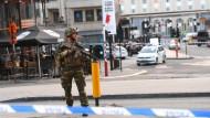 Soldat schießt Terror-Verdächtigen an Brüsseler Hauptbahnhof nieder