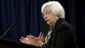 Janet Yellen schiebt den Euro und den Goldpreis an