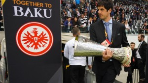 Eintracht-Fans spenden Final-Tickets