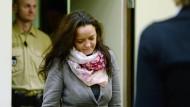 Muss nicht mehr in Einzelhaft bleiben: die Angeklagte im NSU-Prozess, Beate Zschäpe