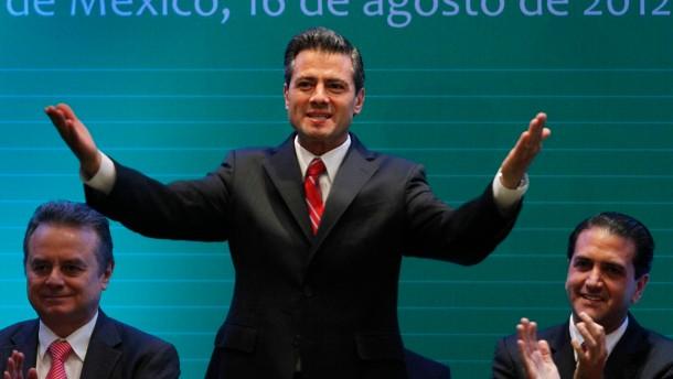 Gericht erklärt Peña Nieto zum gewählten Präsidenten