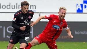 Alle spielen für Düsseldorf und Kiel