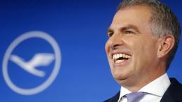 Lufthansa will nach Rekordgewinn weiter wachsen
