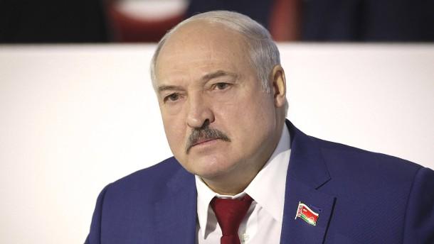 Keine Radtouren bei Lukaschenko