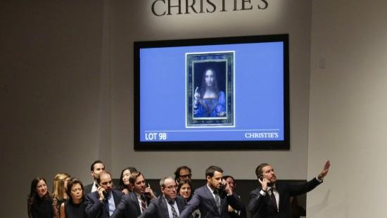 Ein Gespräch über Geld mit dem Chef von Christie's