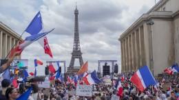 Macron zeigt wenig Verständnis für Demonstranten