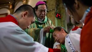 Der Geheimvertrag hat für die Katholiken nichts gebracht