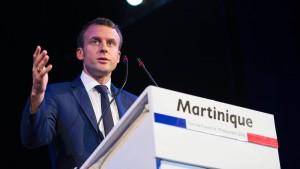 Macron mischt das Rennen auf