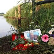 Gedenken an die Opfer eines tragischen Bootunfalls bei Apen