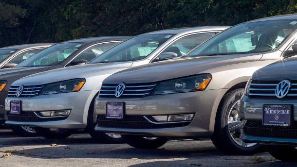 Image von VW schlechter als das von Hyundai