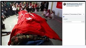 NRW-Regierung kritisiert Moschee-Feier mit Kindern in Uniform