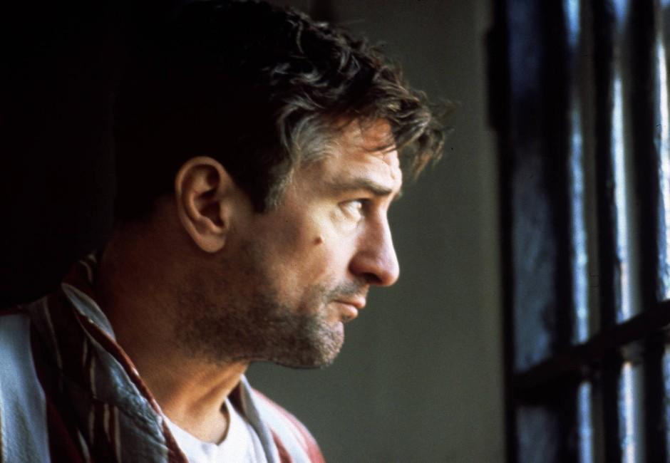 """Robert de Niro in der Verflimung von Oliver Sacks' Buch """"Awakenings""""."""