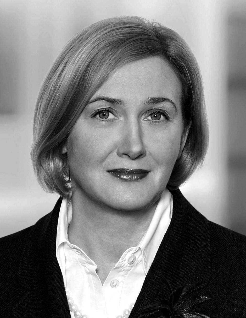 Doris-Maria Schuster ist Fachanwältin für Arbeitsrecht und Partnerin der Kanzlei Gleiss Lutz.