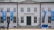 Die CSU-Landesgruppe im Bundestag hat sich zu einer zweitägigen Klausur nach Brandenburg begeben.