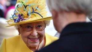 Königin Elisabeth II. ist fast 93 – und immer noch unterwegs