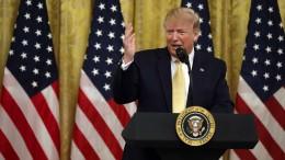 """Der """"zensierte"""" Präsident"""