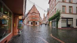 Die Mainzer wollen ihre City zurück