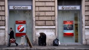 Unicredit will angeblich die Commerzbank übernehmen
