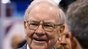 Starinvestor Buffett will deutsche Firmen kaufen