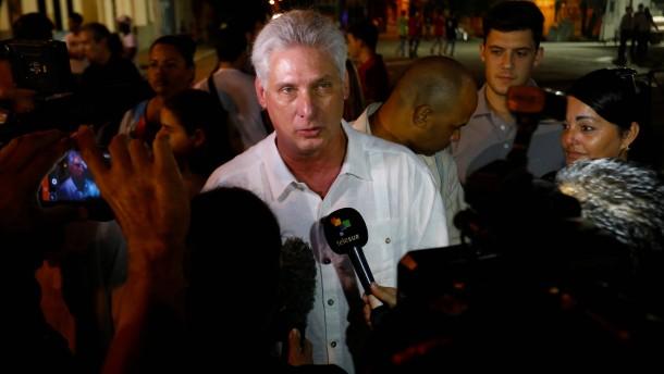 Der Sozialismus in Kuba soll so weitergehen
