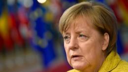 Merkel: Europa braucht Solidarität