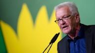 Kretschmann lästert über Parteitagsbeschlüsse