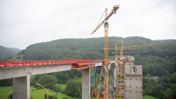 Regierung will Bauprojekte beschleunigen