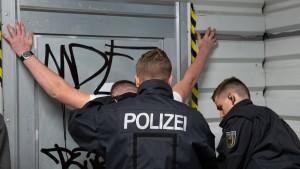 Berliner Polizei registriert 91 Straftaten an Bahnhöfen